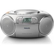 Radio k7 cd PHILIPS AUDIO AZ 127/12