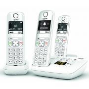 Téléphone sans fil GIGASET SIEMENS GIGA AS 690 A TRIO BLANC