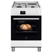 Cuisinière mixte ELECTROLUX LKM648588W