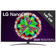 Tv led 55'' LG 55 NANO 81 6 NA