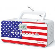 Radio k7 cd MUSE M 28 US
