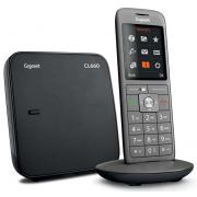 Telephone sans fil GIGASET SIEMENS GIGA CL 660 SOLO ANTHRACITE