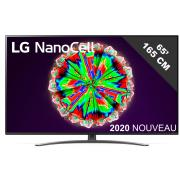 Tv led 65'' LG 65 NANO 81 6 NA