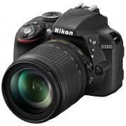 Appareil photo reflex numerique amateur NIKON D 3300 + 18-105 VR