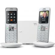 Telephone sans fil GIGASET SIEMENS GIGA CL 660 A DUO BLANC