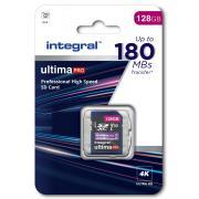 Carte sdxc INTEGRAL INSDX128G-180V30