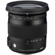 Zoom reflex numérique SIGMA 17-70/2.8-4 DC OS HSM NIKON