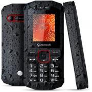Gsm portable seul CROSSCALL SPIDER X 1 NOIR