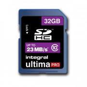 Carte secure digital INTEGRAL INSDH 32 G-100 V 10