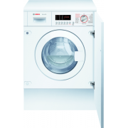 Lave-linge séchant intégrable BOSCH WKD28542FF