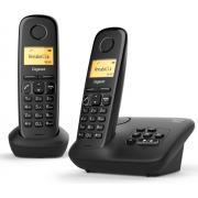Telephone sans fil GIGASET SIEMENS GIGA AL 170 A DUO NOIR
