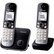 Telephone sans fil PANASONIC KXTG 6812 FRB