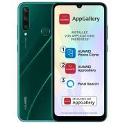 Téléphone mobile HUAWEI Y 6 P VERT