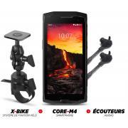 Smartphone CROSSCALL Core M 4 32 Go Noir
