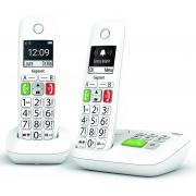 Telephone sans fil GIGASET SIEMENS GIGA E 290 A DUO BLANC