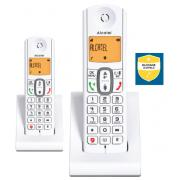 Téléphone sans fil ALCATEL F 630 DUO GREY