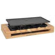 Raclette et fondue KITCHEN CHEF KCWOOD 8 MAXI