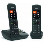 Téléphone sans fil GIGASET SIEMENS GIGA C 575 A DUO NOIR