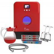 Mini lave-vaisselle DAAN TECH BOB Pack Premium Rouge