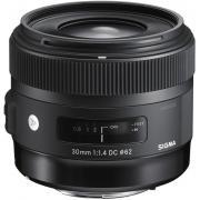 Optique fixe pour appareil photo reflex numerique SIGMA 30/1.4 DC HSM ART CANON