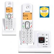 Téléphone sans fil ALCATEL F 630 VOICE DUO GREY