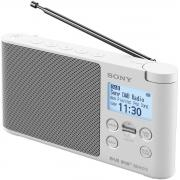 Radio SONY XDRS 41 DBP BLANC