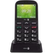 Gsm portable seul DORO 1361 NOIR