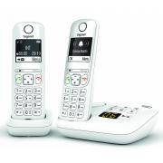 Téléphone sans fil GIGASET SIEMENS GIGA AS 690 A DUO BLANC