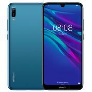 Gsm portable seul HUAWEI Y 6 2019 BLEU