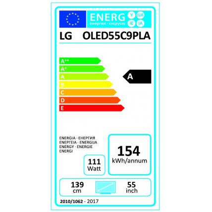 Televiseur oled LG OLED 55 C 9 PLA - 10