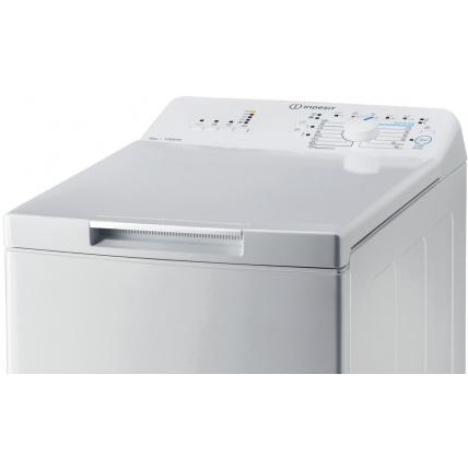 Lave-linge top INDESIT BTWL 60300 EUN - 1