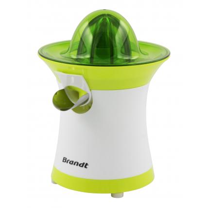Brandt PAI 40V Presse Agrumes Électrique 40W 2 Cônes