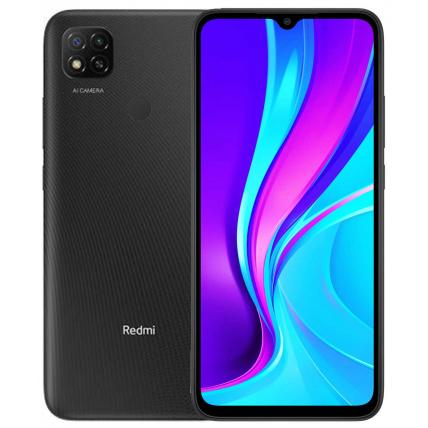 Smartphone XIAOMI Redmi 9C 32 Go Gris - 5