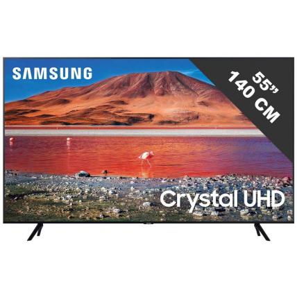 Tv led 55'' SAMSUNG UE55TU7092 - 1