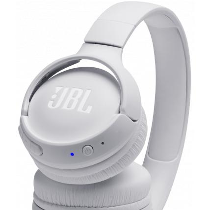 Casque sans fil JBL T 500 BT BLANC - 6