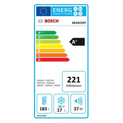 Refrigerateurs integres 1 porte BOSCH KIL 24 V 21 FF - 2