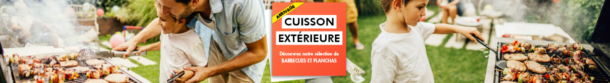 Barbecue et plancha MDA
