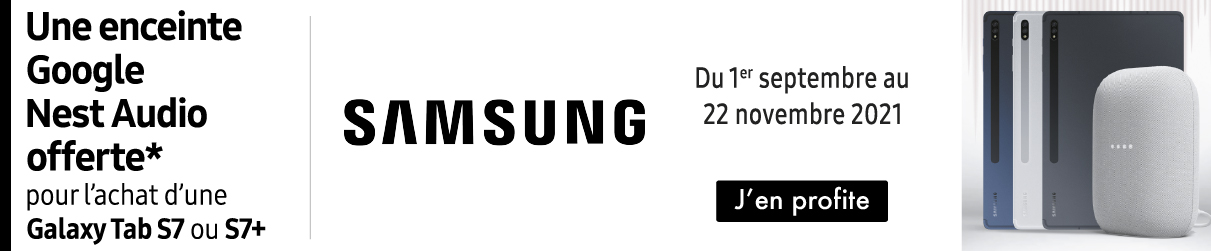 Offre Samsung MDA