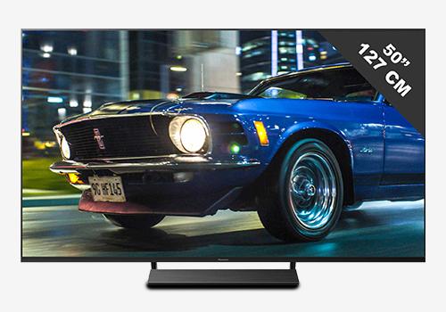 MDA TV led 50 pouces PANASONIC TX 50 HX 820 E
