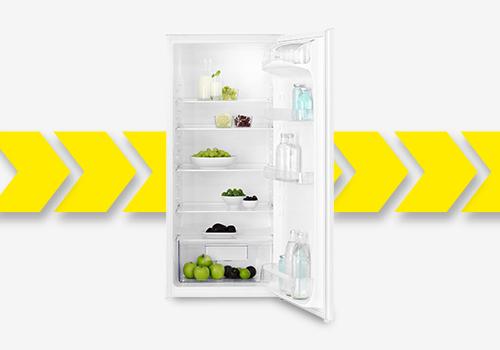 MDA Réfrigérateur intégré 1 porte ELECTROLUX ERN2100EOW