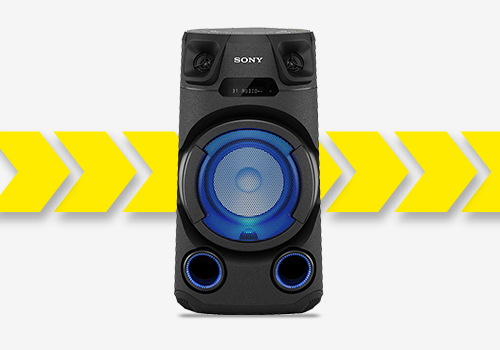 MDA Chaine transportable a forte puissance SONY MHCV 13