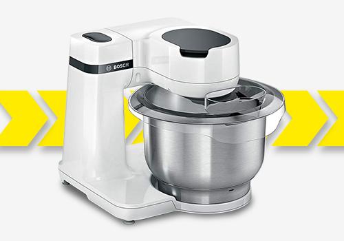 MDA Robot pâtissier BOSCH MUMS2EW40
